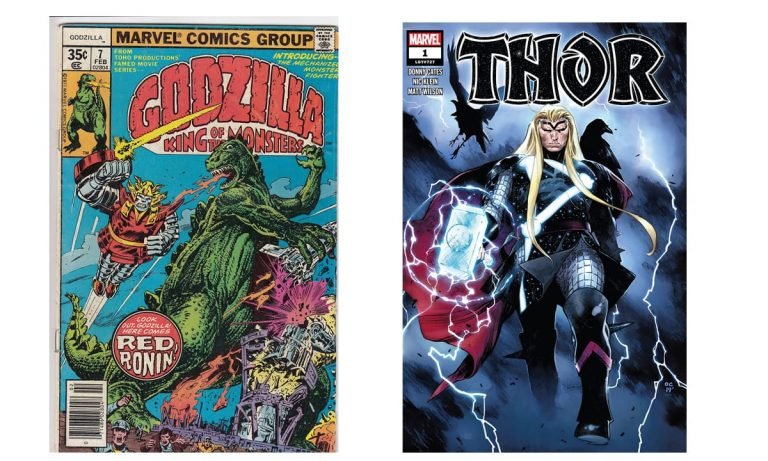 Thor vs Godzilla: Who Would Win in a Fight?