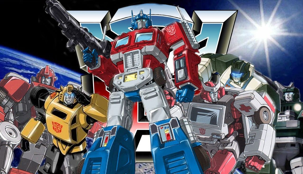 Transformers: The Complete Watchlist (Animated Series and Films)