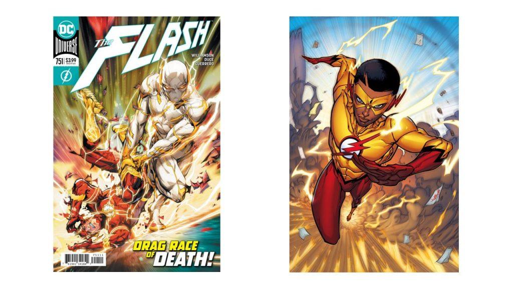 Wally West vs Barry Allen: Who Would Win