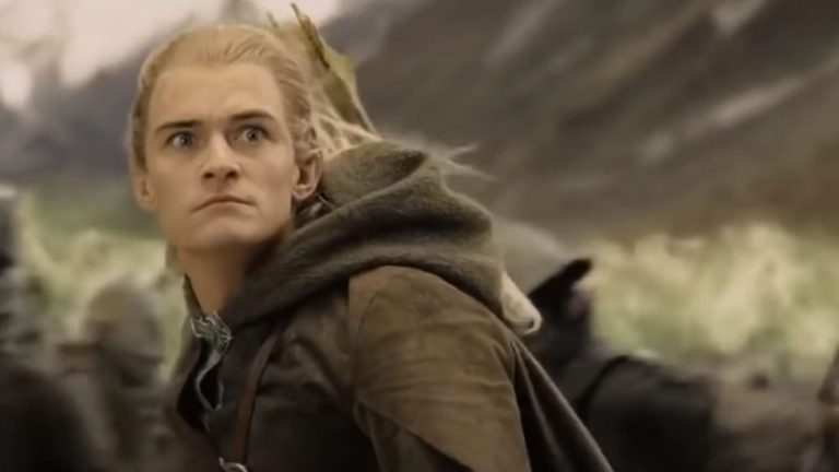 What Kind of an Elf Is Legolas?