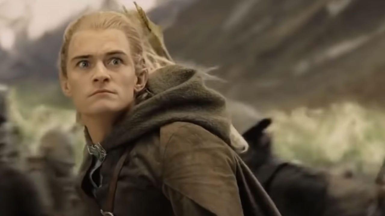 What kind of elf is Legolas?