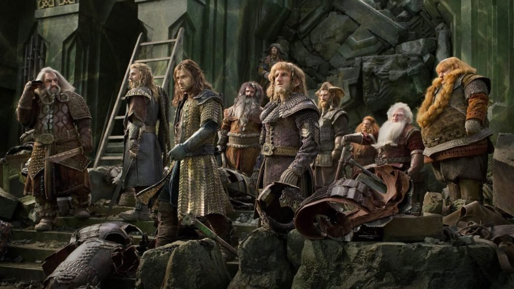 Where Do Dwarves Live in Middle-Earth