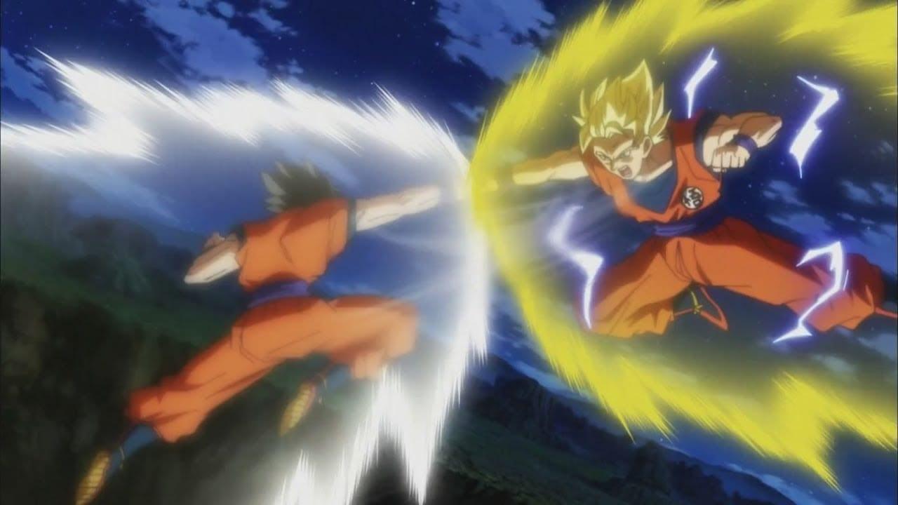 Who is stronger Goku or Gohan?