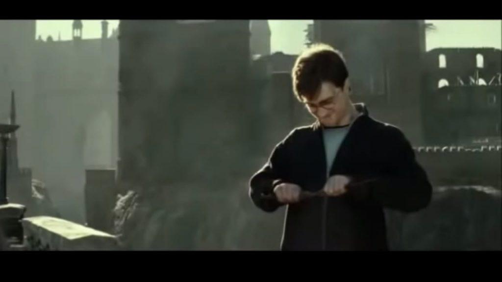 Why Did Harry Break the Elder Wand?