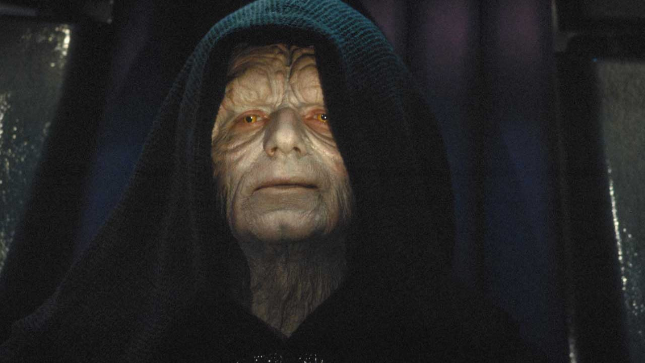 Why Do Sith Have Yellow Eyes