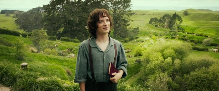 Why Does Frodo Leave Middle-Earth?