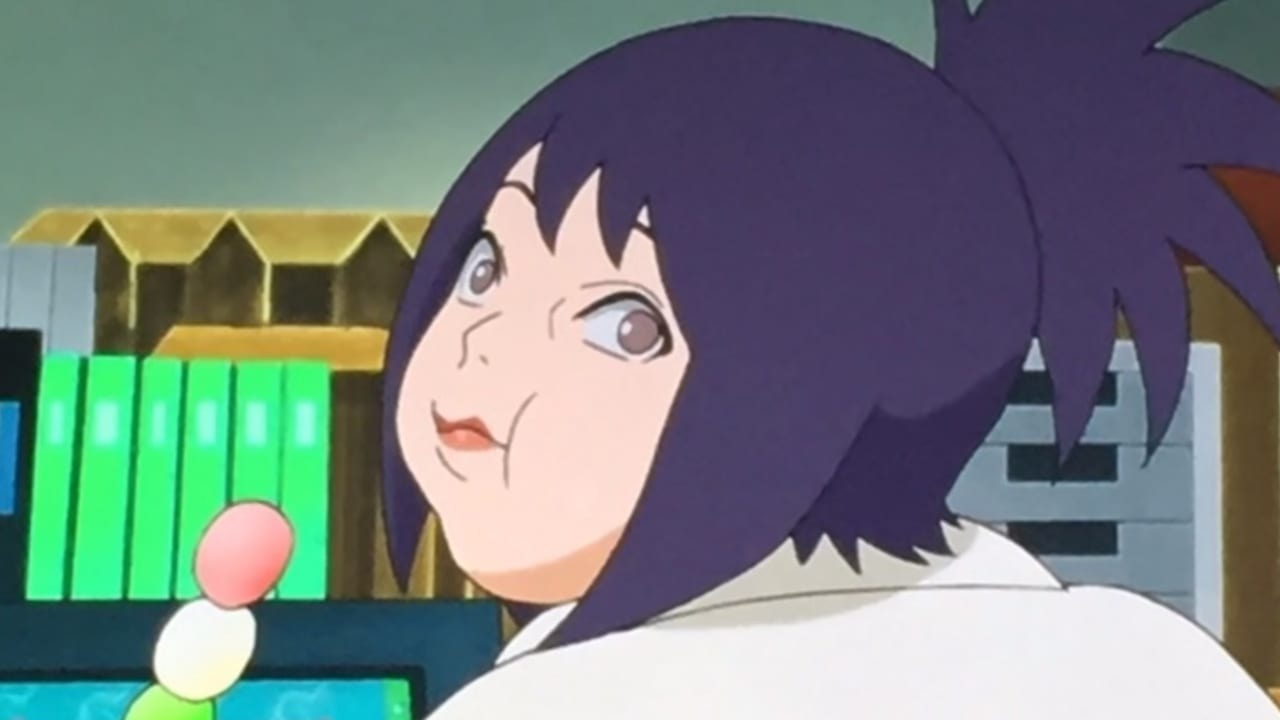 Why did Anko Mitarashi get so fat in Boruto Naruto Next Generations