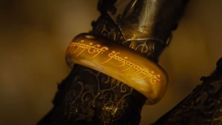 Why Didn't Sauron Become Invisible While Wearing The One Ring?