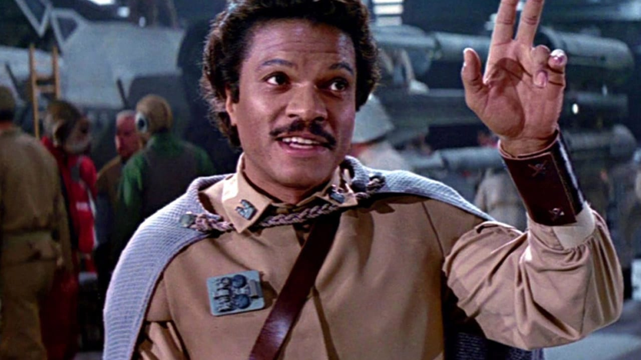 Why is Lando Wearing Han's Clothes?