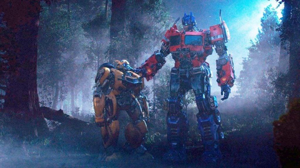 Is Bumblebee Optimus Prime's Son?