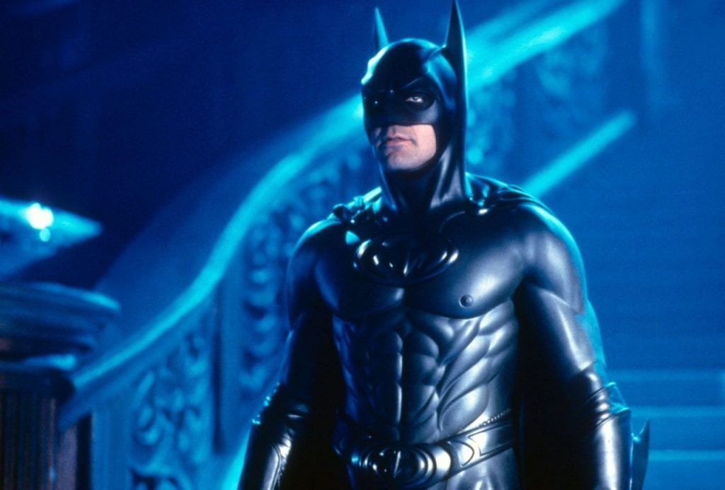 How Many Times Did George Clooney Play Batman?