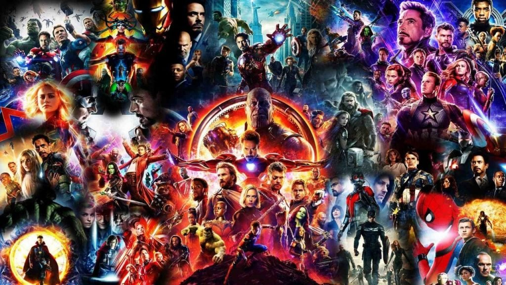 How Long Would It Take to Watch All of the MCU Movies?