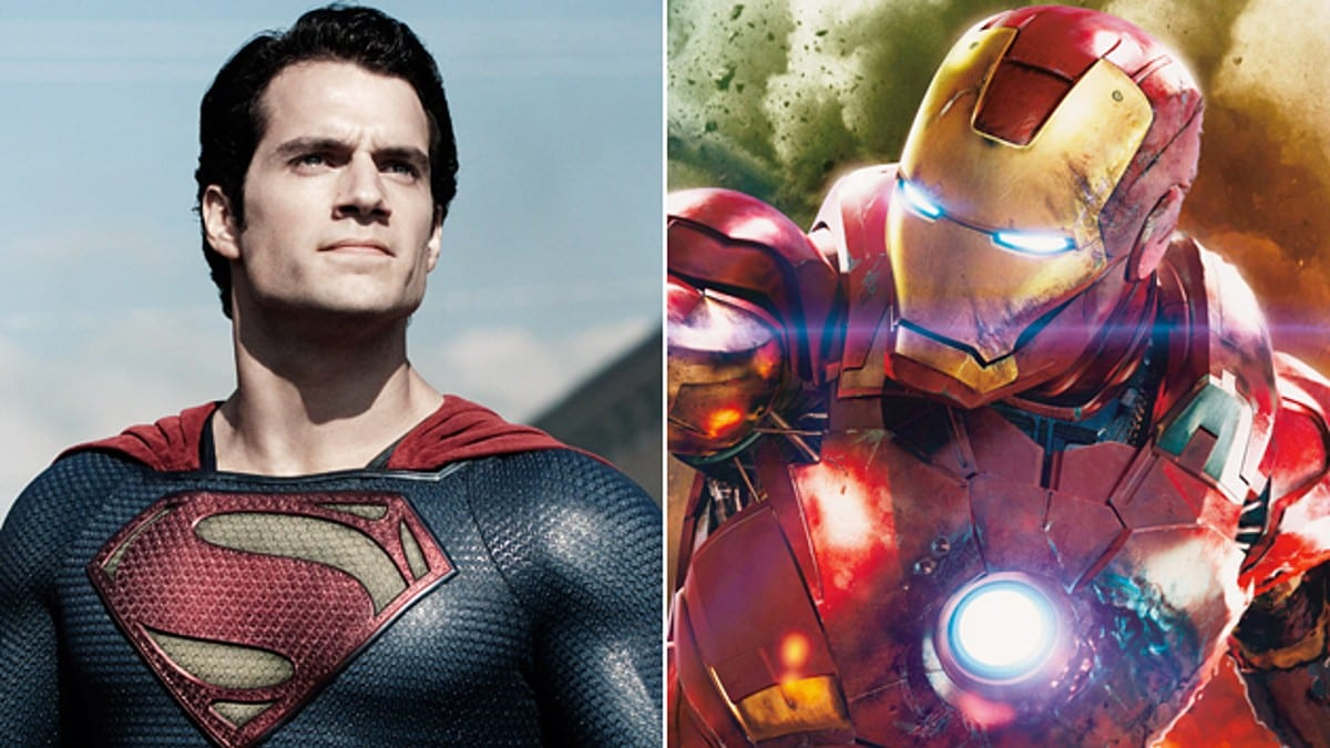 Superman vs. Iron Man: Who Would Win?