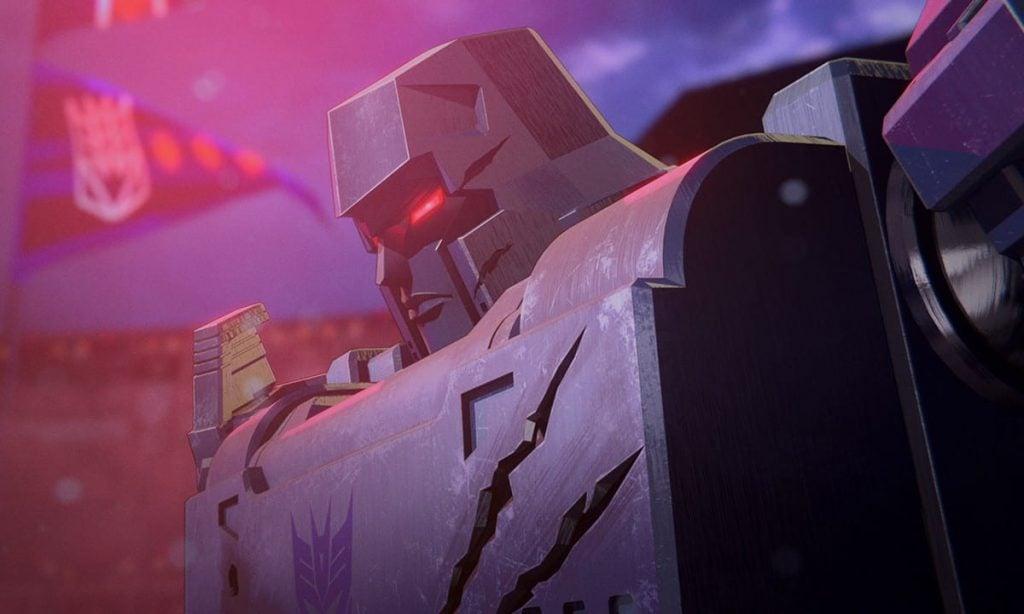 Is Megatron a Prime?