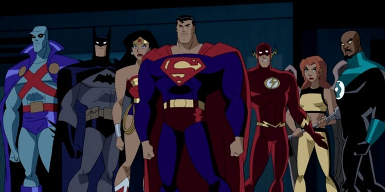 What DC Animated Movies Are Set in the Same Universe?