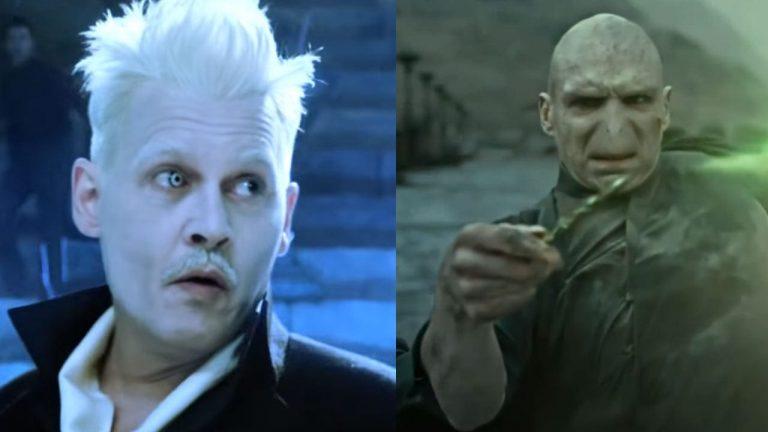 Does Voldemort Kill Grindelwald?