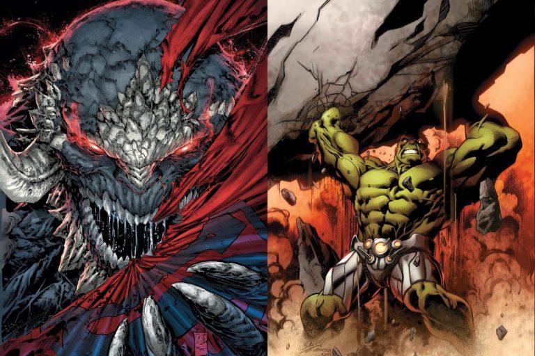 Doomsday vs Hulk: Who Would Win?