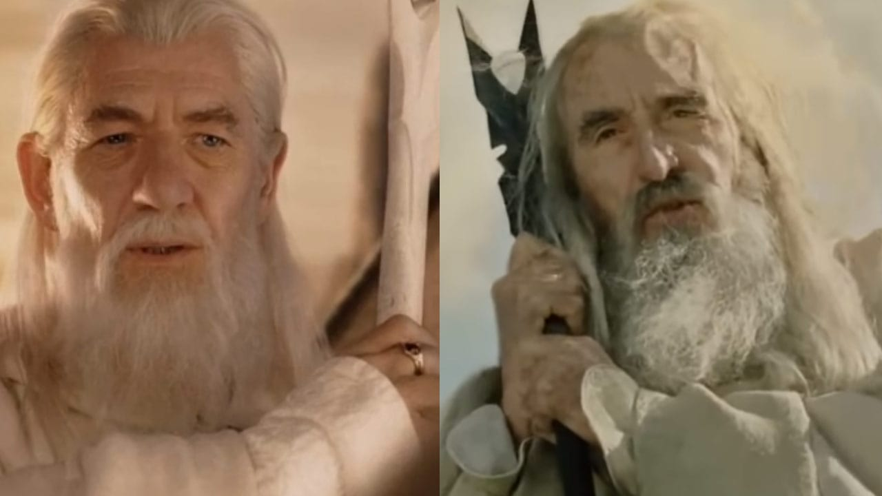 Gandalf Vs. Saruman Who Is The Strongest Wizard in Lord Of The Rings