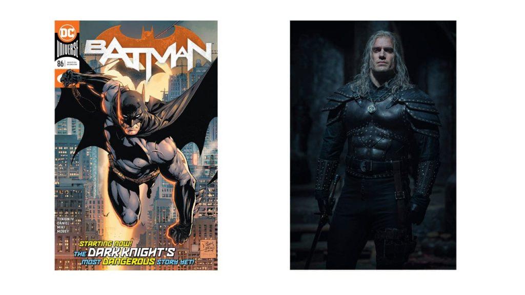 Geralt vs Batman Who Would Win?