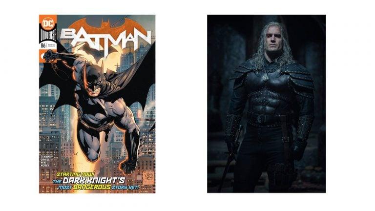 Geralt vs Batman: Who Would Win?