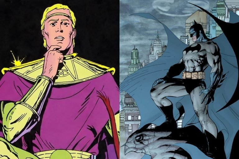 Batman vs Ozymandias: Who Would Win?
