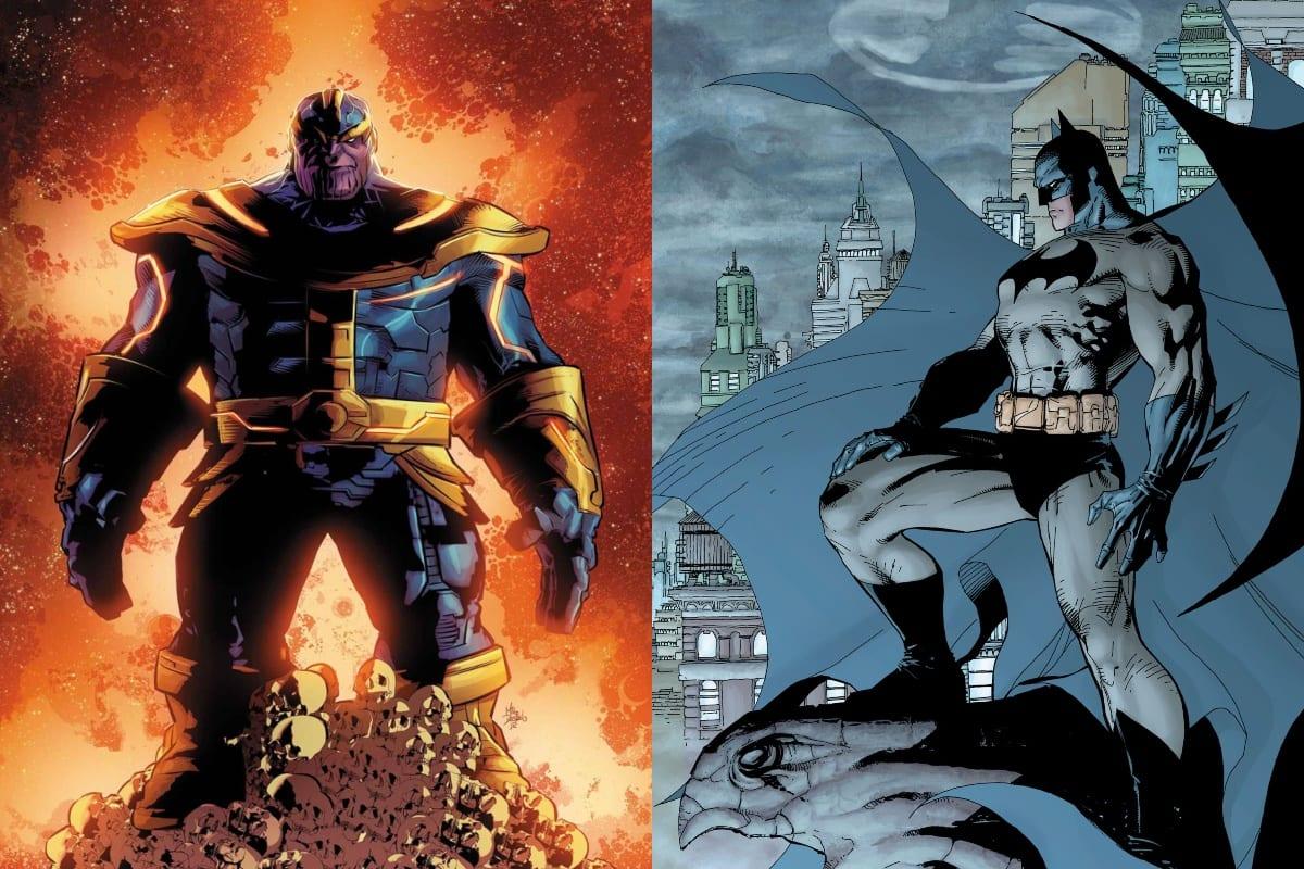 Batman vs Thanos: Who Would Win?
