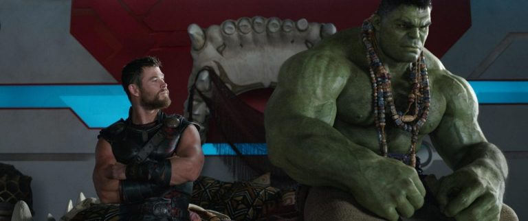 How Did Hulk Get to Sakaar in Thor: Ragnarok?