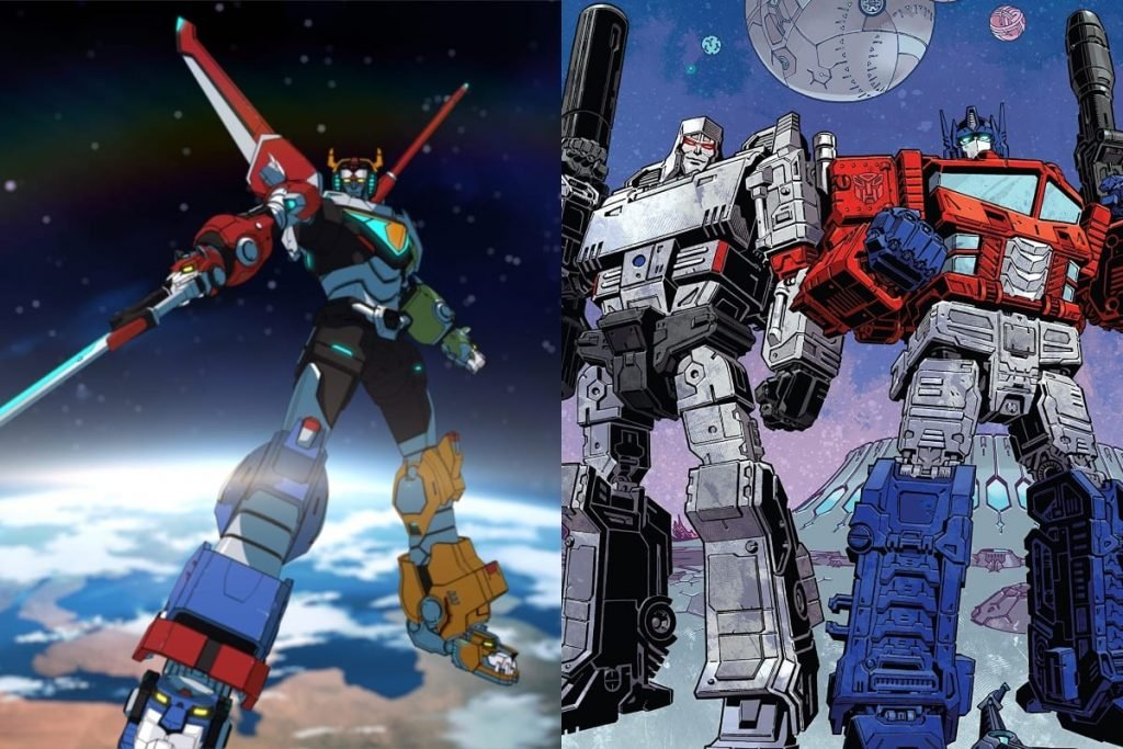 Voltron vs The Transformers: Who Would Win?