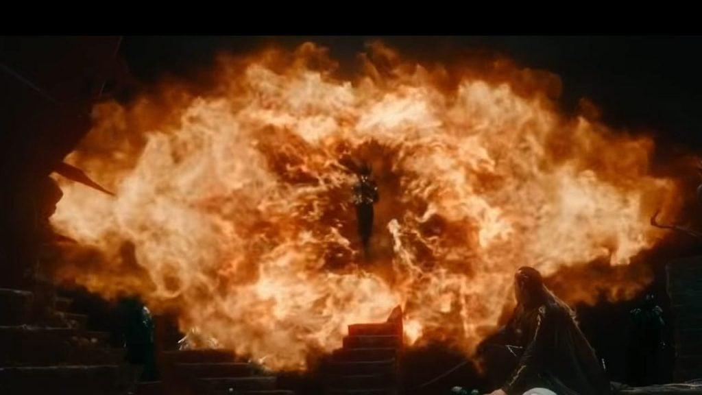 Was Sauron originally an elf?