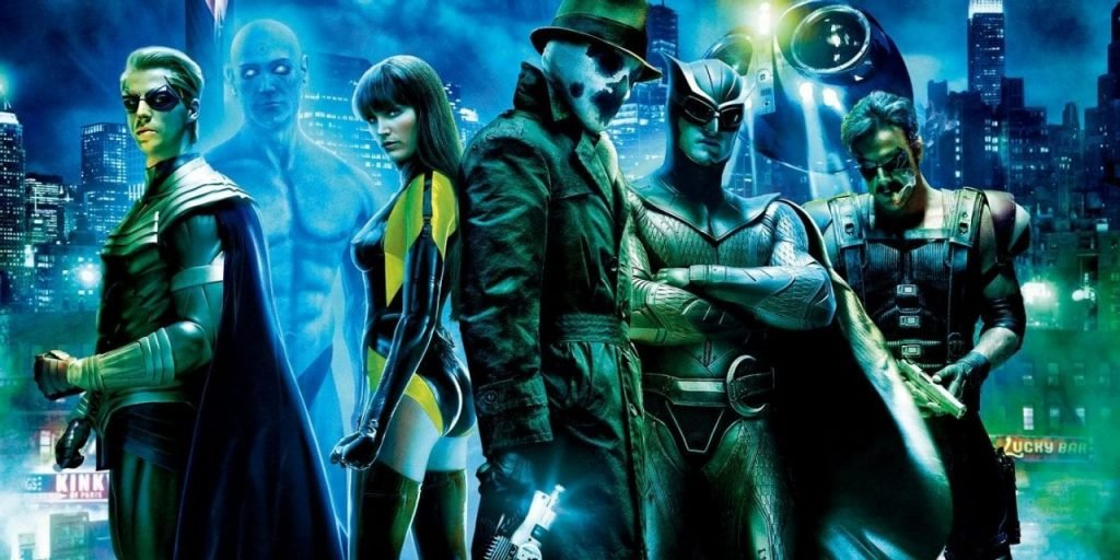 15 Movies Like Watchmen