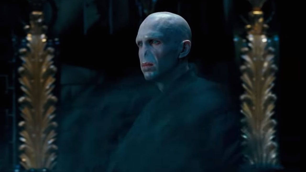 Why did Voldemort want to kill Harry Potter?