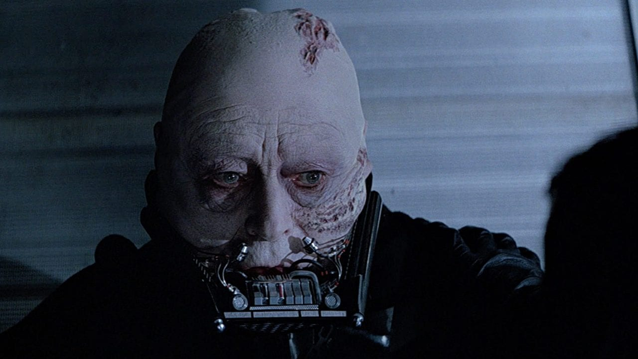 How Did Darth Vader Die?