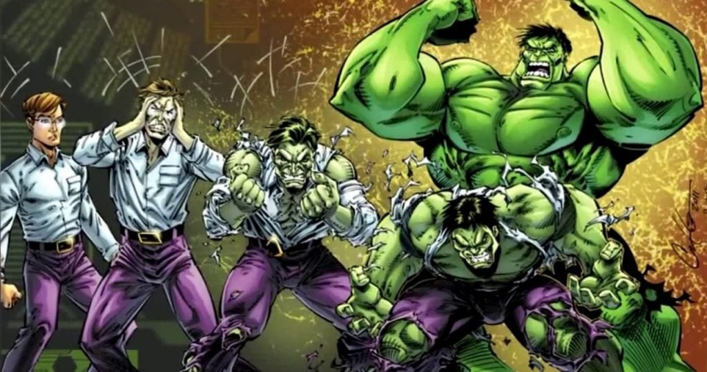 Why Don't the Hulk's Pants Rip When He Changes, While His Shirt Does?