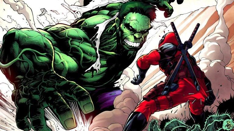 Who Is Stronger: Deadpool or Hulk?