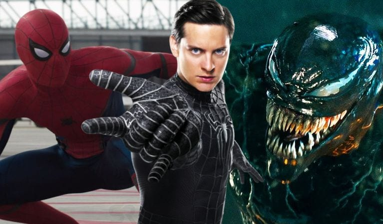 Tobey Maguire's Return to Spider-Man 3 in MCU Could Prepare a Crossover With Tom Hardy's Venom! [Theory]
