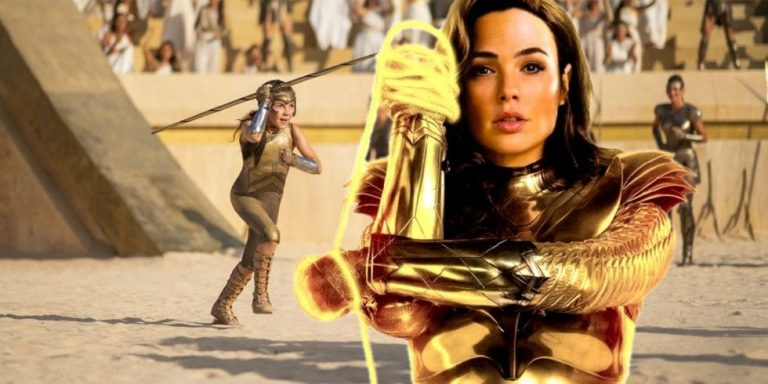 Rotten Tomatoes Reveals Rating for 'Wonder Woman 1984'