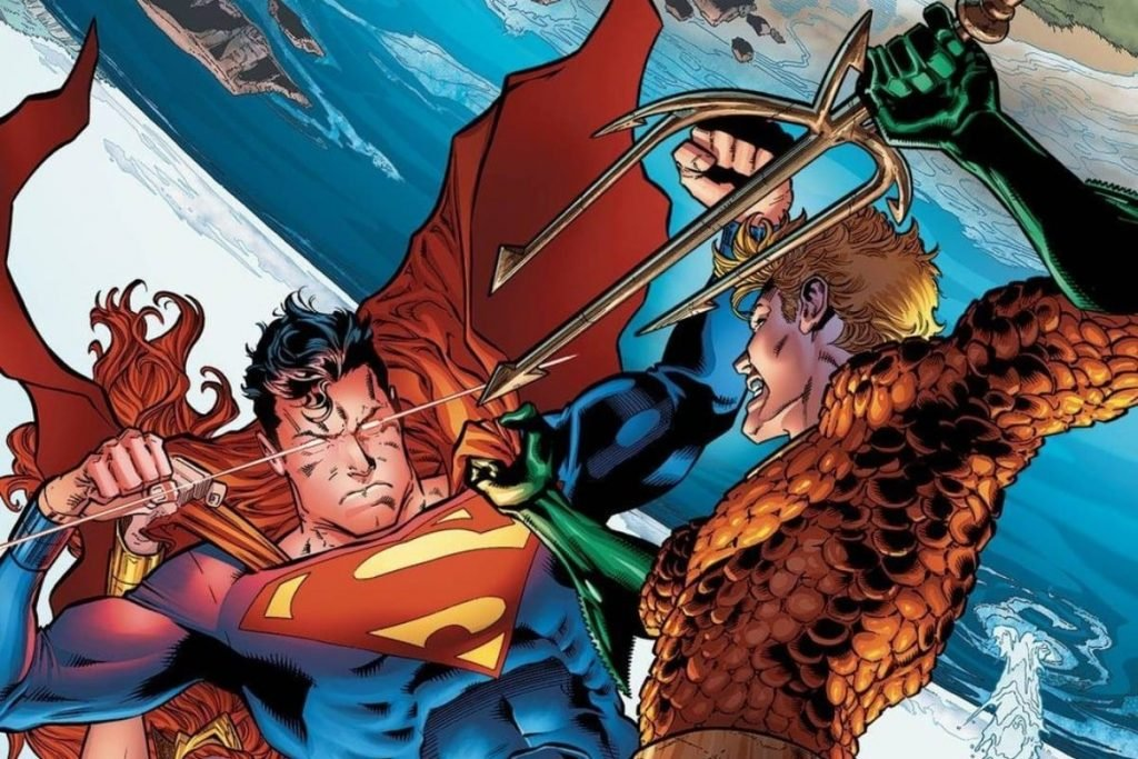 Can Aquaman's Trident Kill Superman?