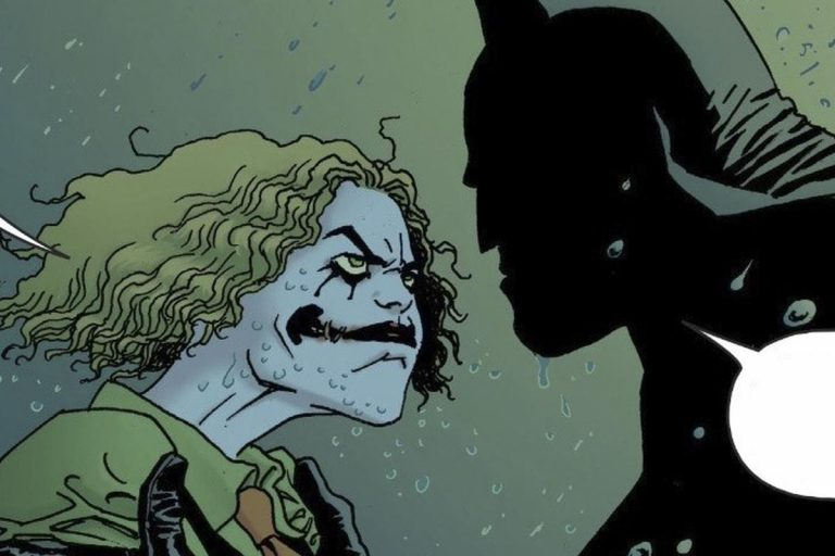 Did Martha Wayne Become the Joker?