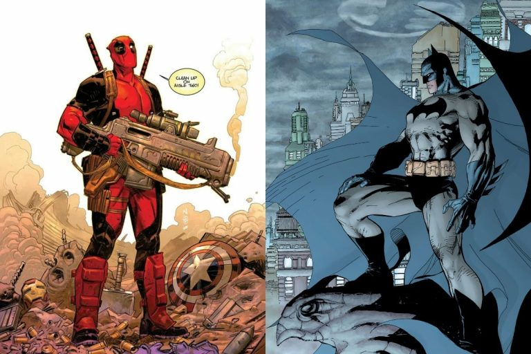 Deadpool vs Batman: Who Would Win?