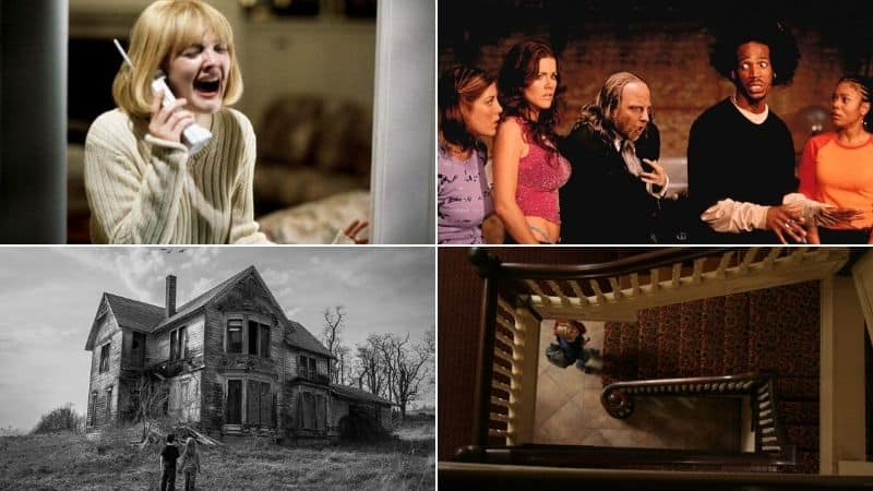 10 Stupid Things People Do in Horror Movies