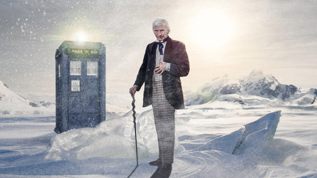 Doctor Who Order