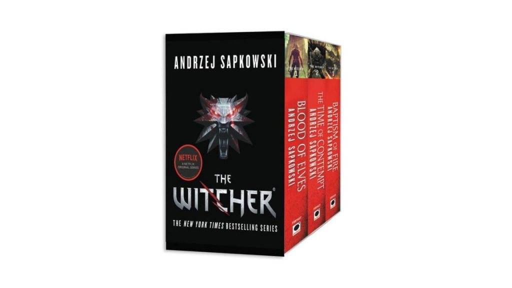 How Do The Witcher Books End?