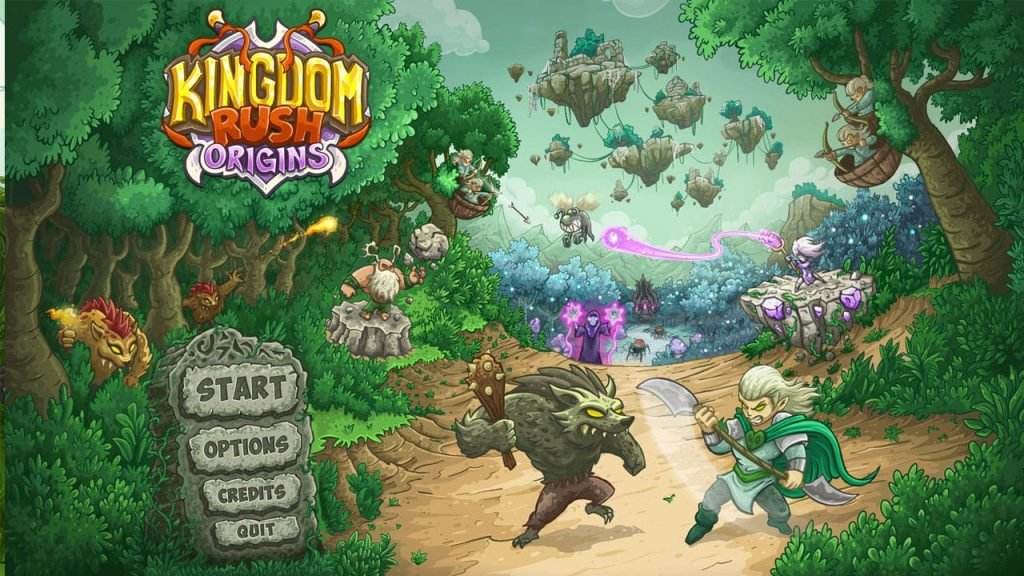 Is Kingdom Rush Offline?