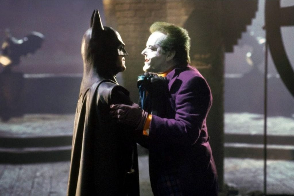 """What Is the Meaning of Joker's Question: """"Have You Ever Danced With the Devil in the Pale Moonlight?"""""""