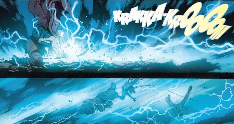 Can Thor Summon Lightning Without Mjolnir?