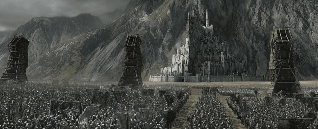 Where Was Gondor When the Westfold Fell?