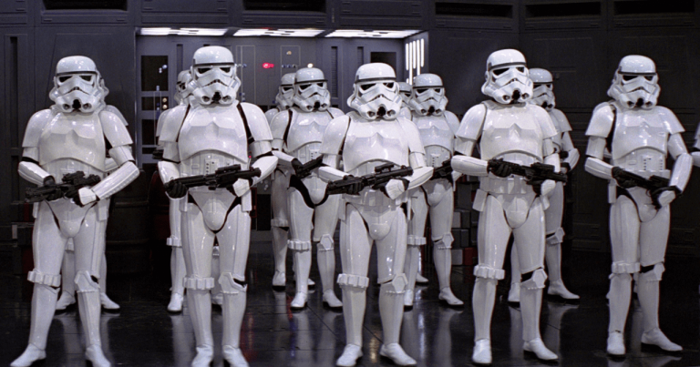 Are Clone Troopers and Stormtroopers Good or Bad?