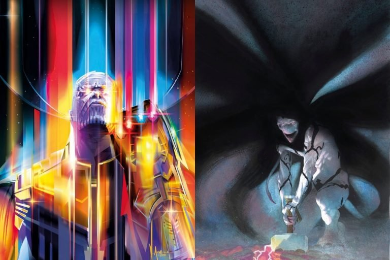 Thanos vs Gorr the God Butcher: Who Would Win?