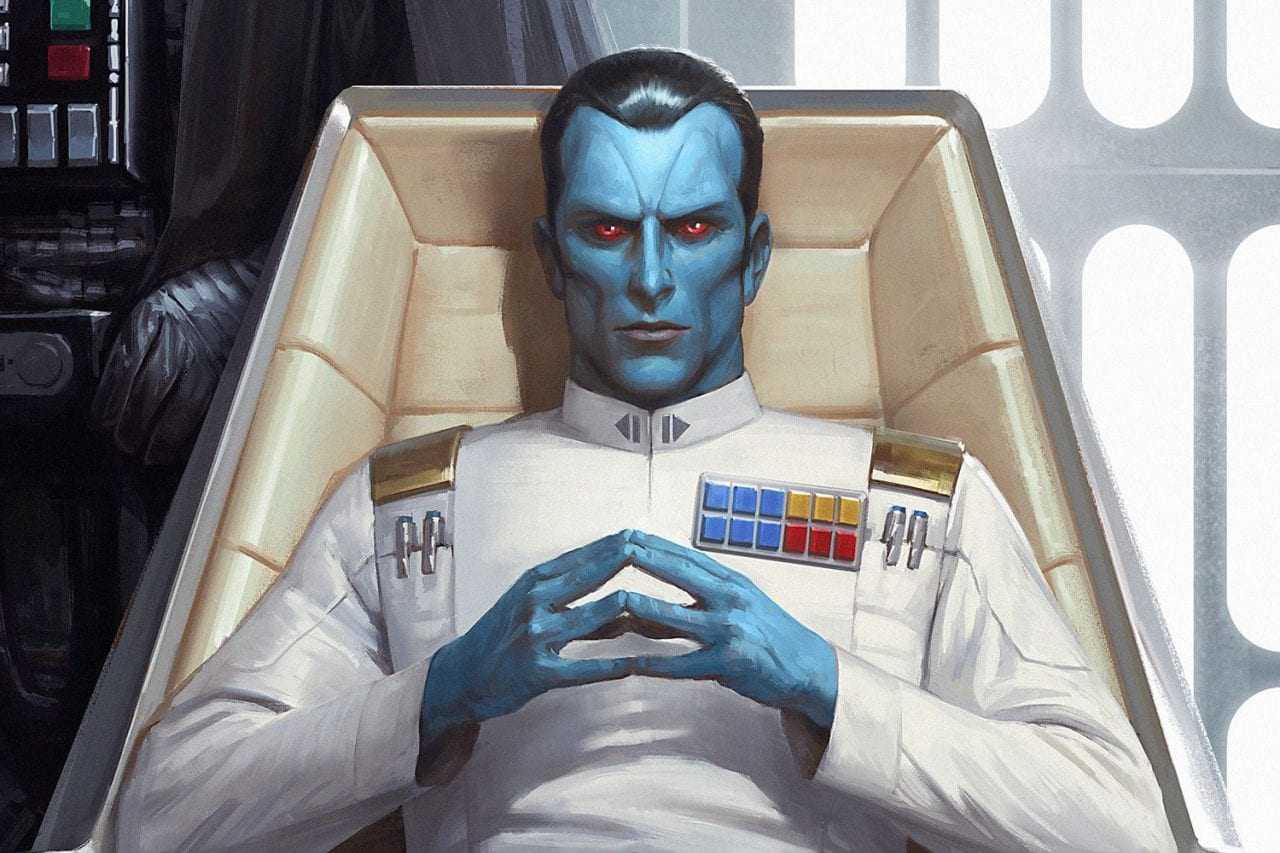 Is Grand Admiral Thrawn a Good Guy?