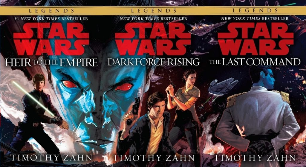 Star Wars: Thrawn - The Complete Reading Order